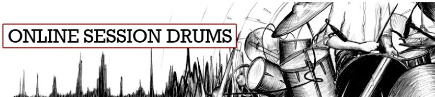 Online Session Drums